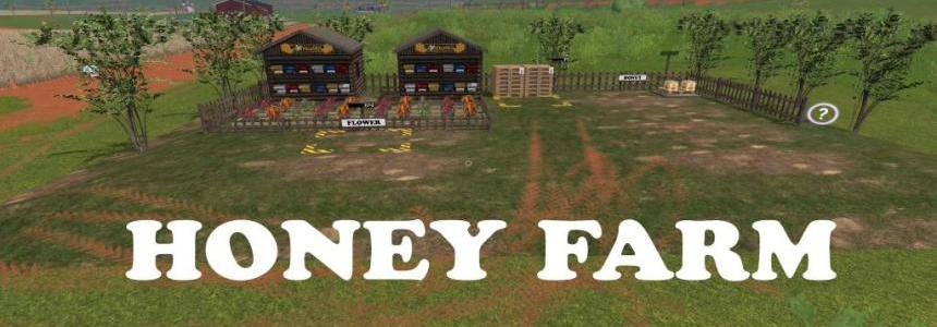Placeable Honey Farm v1.0
