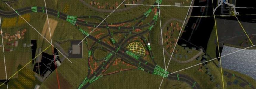 Rebuilt Hungarian interchanges v2.3