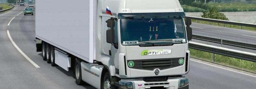 Renault Premium reworked by Schumi