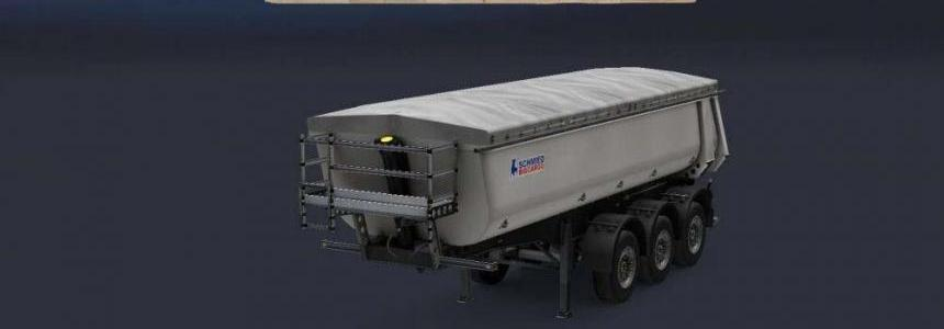 Reworked Schmitz Cargo Trailer 1.31