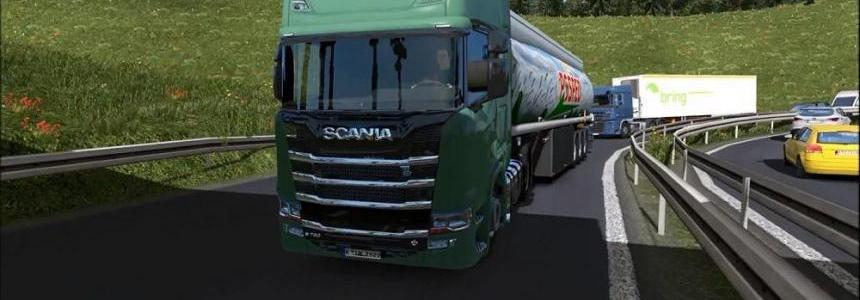 Scania New Generation for AI Traffic 1.31