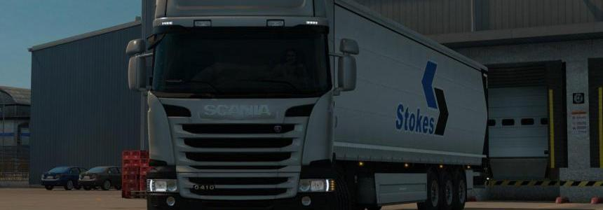 Scania P & G Series by Wolfi & Nazgul v1.0 by Sogard3