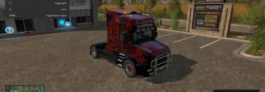 Scania T164 Tribal v1.0
