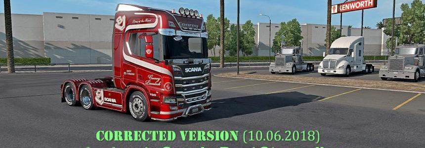 Scania trucks for ATS 1.31.x