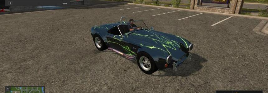 Shelby Cobra Green v1.0