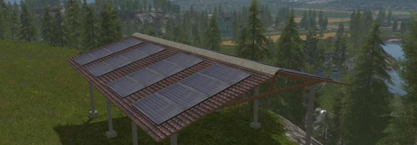 Solar Shed v1.2.0.0
