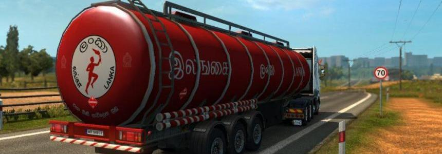 Sri Lanka Fuel Trailer v1.0
