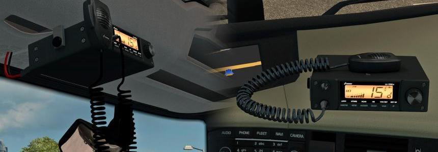 Stabo XM 4060E CB Radio v1.4