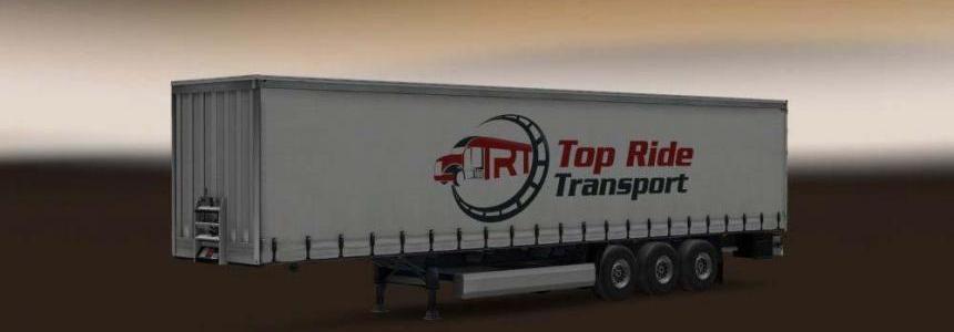 TopRide Transport Trailer 1.31