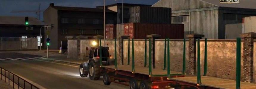 Tractors with trailers in traffic v1.12 1.31.x