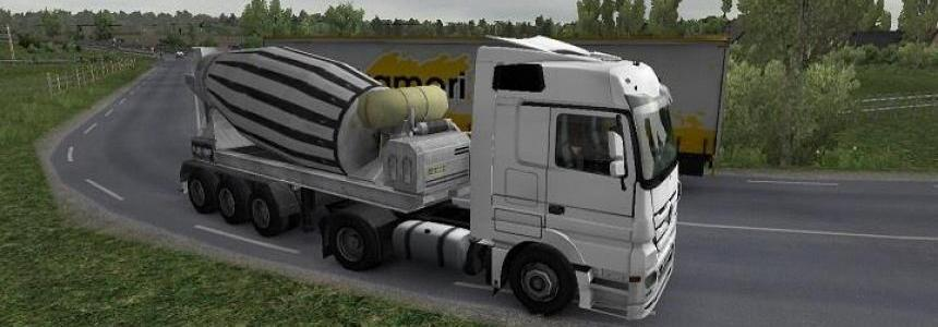 Traffic Mod for ETS2 (fixed) v1.0