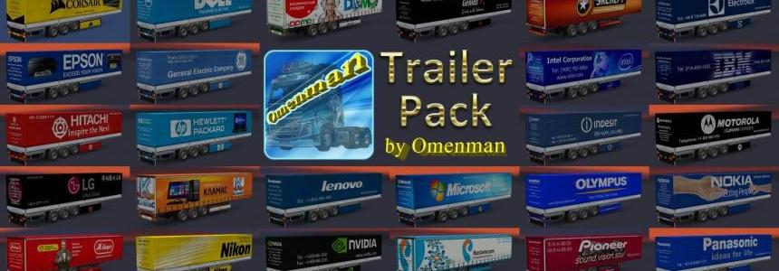Trailer Pack by Omenman v1.17.00