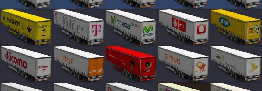 Trailers of telecommunications companies v1.0