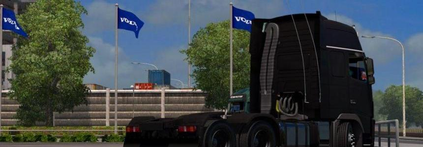 Volvo fh edition br channel ryse gamer edit v1.0