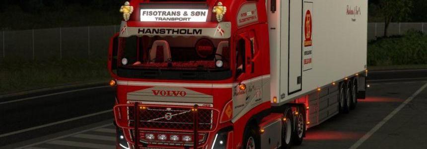 Volvo FH16 540 Fisotrans 1.31