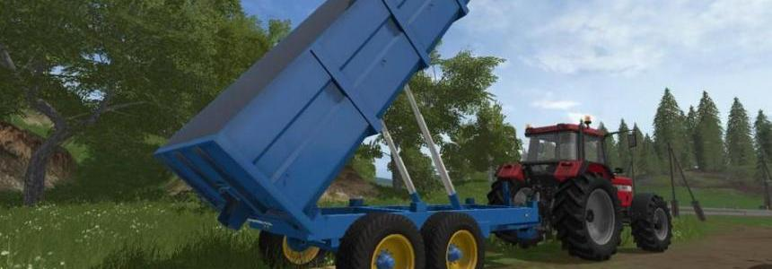 WEST 10T GRAIN TRAILER v1.0