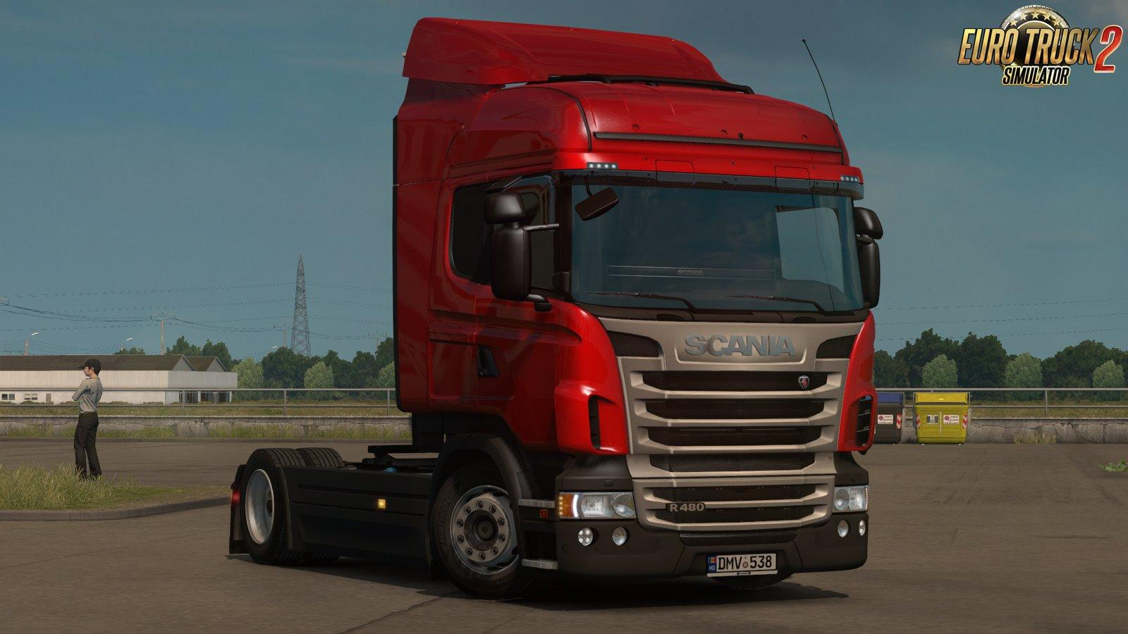 Low deck improved chassis for rjls scania rs v1 0 by sogard3
