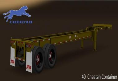 Trailer Cheetah Container 40 v1.5.2