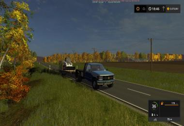 1994 Chevy K3500 Flatbed v1.0