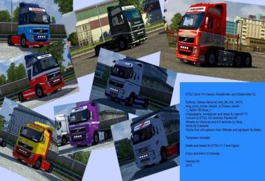 Volvo FH Classic by Peerke145 (Fix for 1.31)