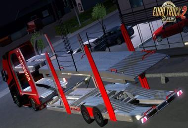 Volvo Car Carrier / Volvo Autotransporter Mod update v1.0