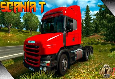 SCANIA T SERIES ADDON FOR RJL SCANIAS v2.2.3