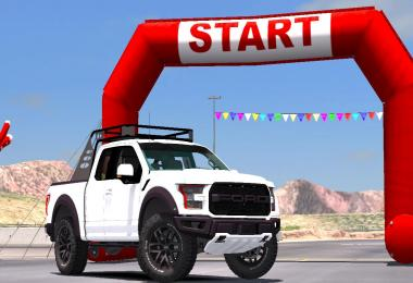 Ford F150 Raptor 2017 ATS 1.31