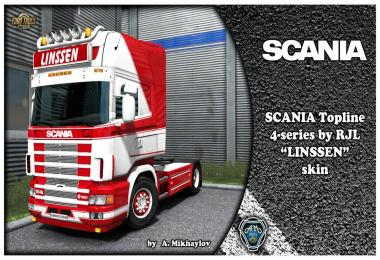 4s Scania Linssen Kit 1.31