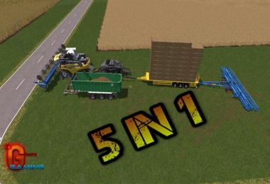 5 in 1 Harvester v1.0