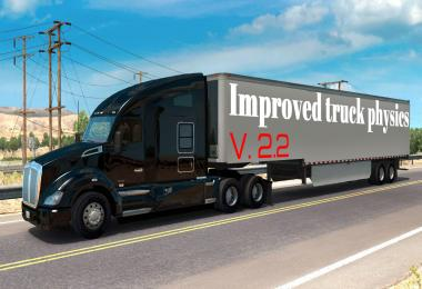 Improved truck physics v2.2