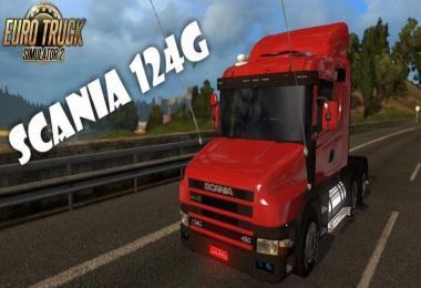 Scania 124G Bicuda v1.0