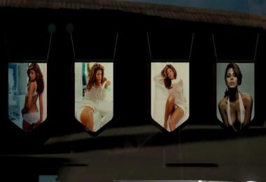 Eva Mendes Pennants Pack #1