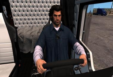 Grayson Hunt Driver Mod v1.0