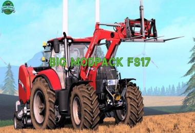 BIG MODPACK FS17 v1.0