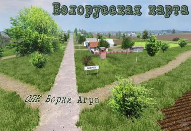Borki Agro Map v1.0