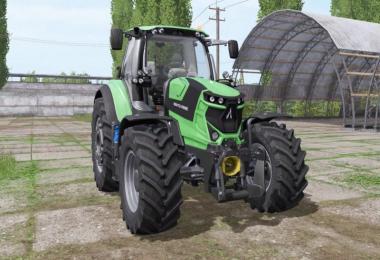 Deutz-Fahr Agrotron 6165 TTV v1.1
