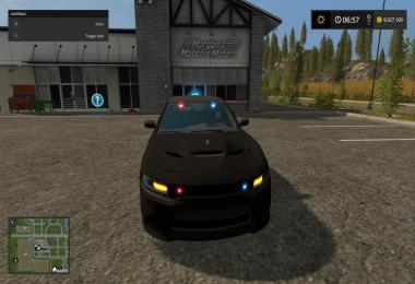 Dodge Charger Hellcat Undercover v1.0