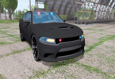 Dodge Charger SRT Hellcat 2015 Unmarked Police v1.0