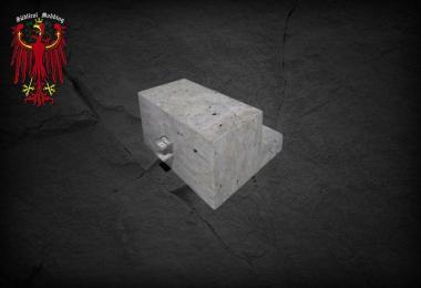 Eigenbau concrete weight v1.0