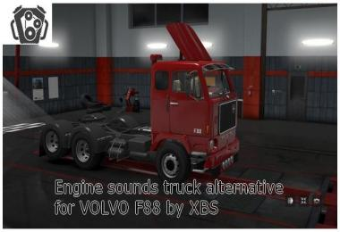 Engine sounds alternative for Volvo F88 by XBS