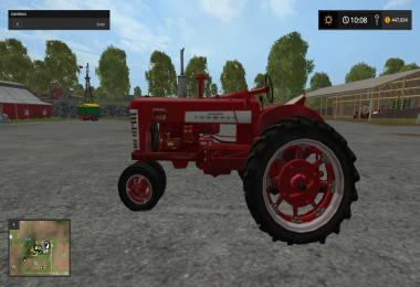 Farmall 450 With 3 point and updated sound v2.0