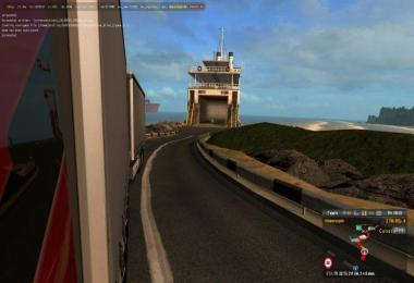 Ferry connection SR v7.2 - PrMod v2.27 - Italy DLC 1.31.x