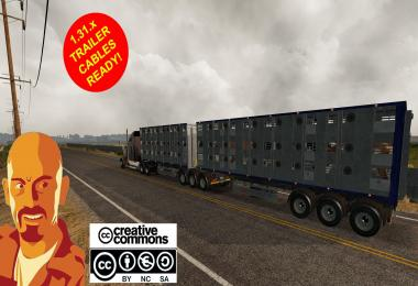 FLIEGL ANIMALS TRAILER ATS 1.31.x