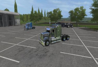 KENWORTH T908 UPDATE v1.0