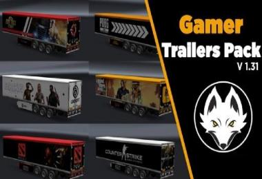 Gamer Trailers Pack 1.31.x
