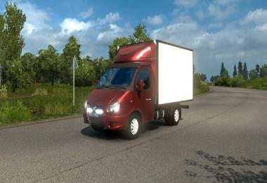 Gaz 3302 Business v1.0
