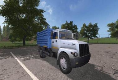 GAZ 33077 v1.0.0.0