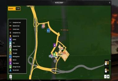 HD – Colored Map 1.31.x