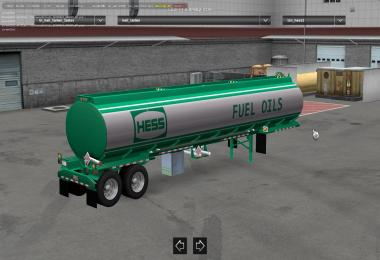 Heil Tanker Trailer 2axles 1.31