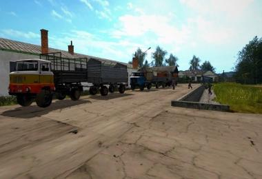 IFA W50 Pack Multiplayer v2.0